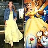 Blake Lively Jenny Packham Dress on the Today Show June 2016