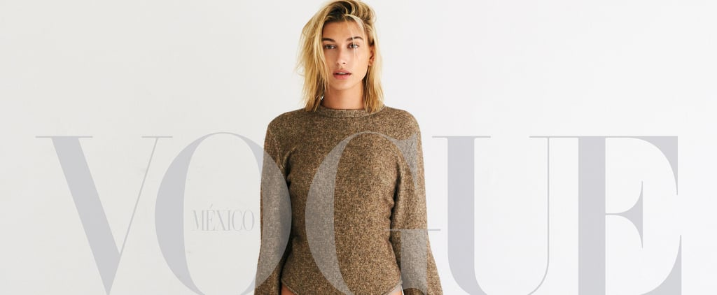 Hailey Baldwin Vogue Mexico Pictures