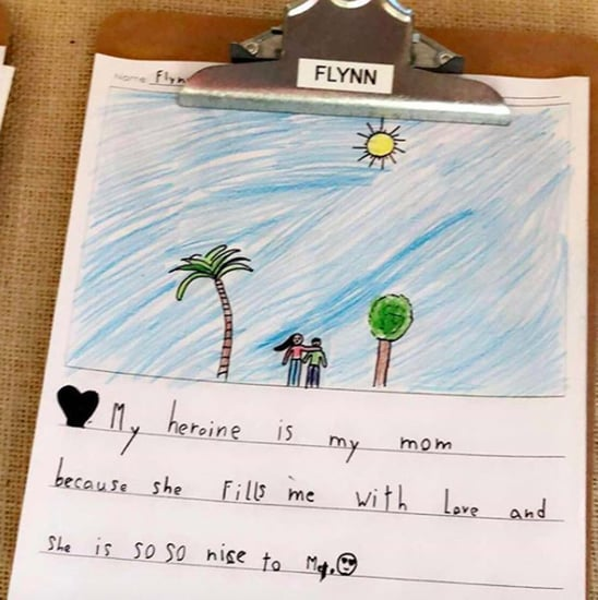 Miranda Kerr's Son's Art About His Heroine