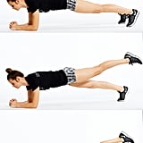 One Foot Plank