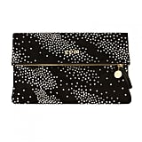 Gwyneth Paltrow is known for her simple, classic signature style, which she carries over into her Goop collaborations. This Goop exclusive Clare Vivier foldover star clutch ($260) is a perfect addition to any woman's bag collection. The black suede is luxurious, the stars are playful, and the size is perfect to grab for a night on the town.  —Molly Goodson, VP of content