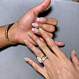 Hailey Baldwin's French Manicure