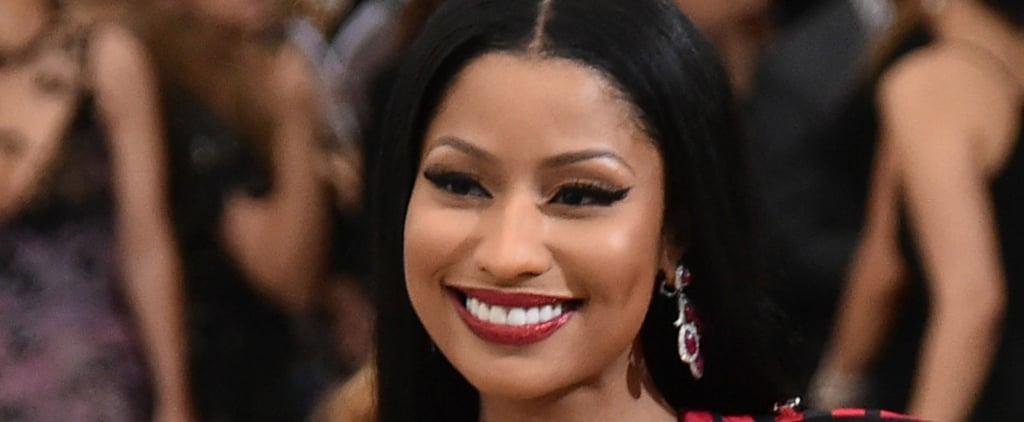Did Nicki Minaj Just Dis Vanessa Hudgens's BBMAs Rap? We'll Let You Decide