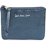 Rebecca Minkoff Best. Mom. Ever. Leather Pouch