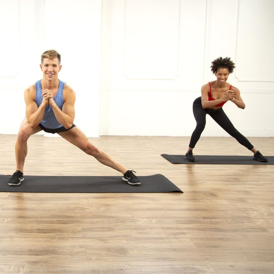 Live Workouts on POPSUGAR Fitness's Instagram, Week of 1/18