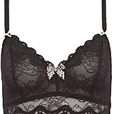 This Marks & Spencer longline bralet (£14) is a lovely treat for ladies with small busts. It's almost too pretty to hide under clothing.
