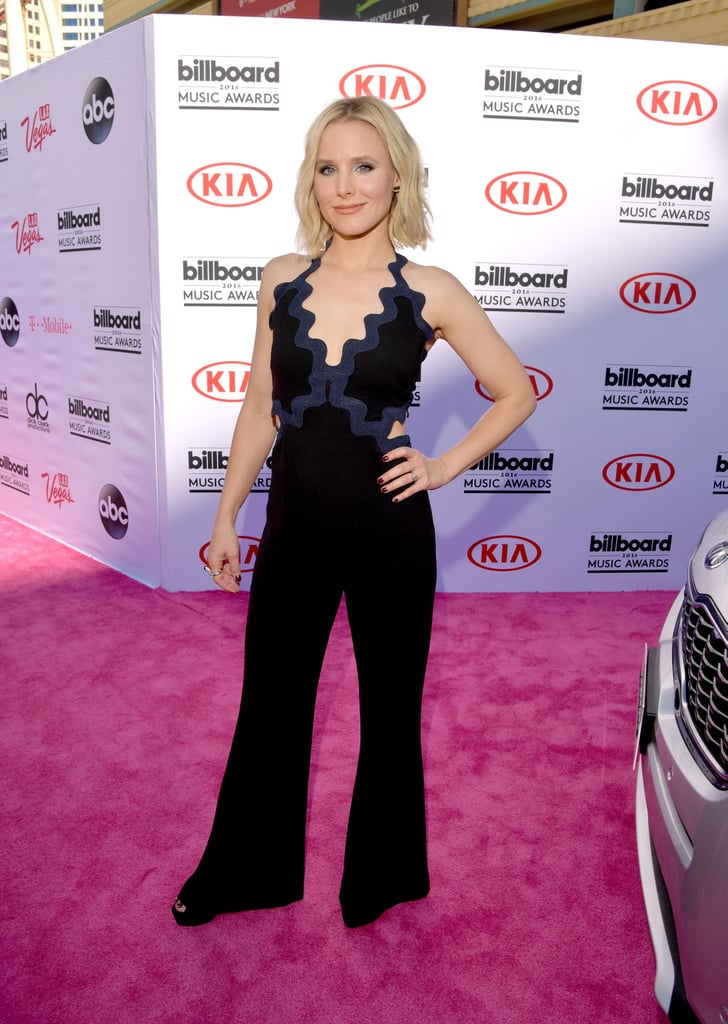 Kristen Bell Billboard Music Awards Red Carpet Dresses