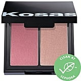Kosas Color and Light: Pressed Powder Blush and Highlighter Duo