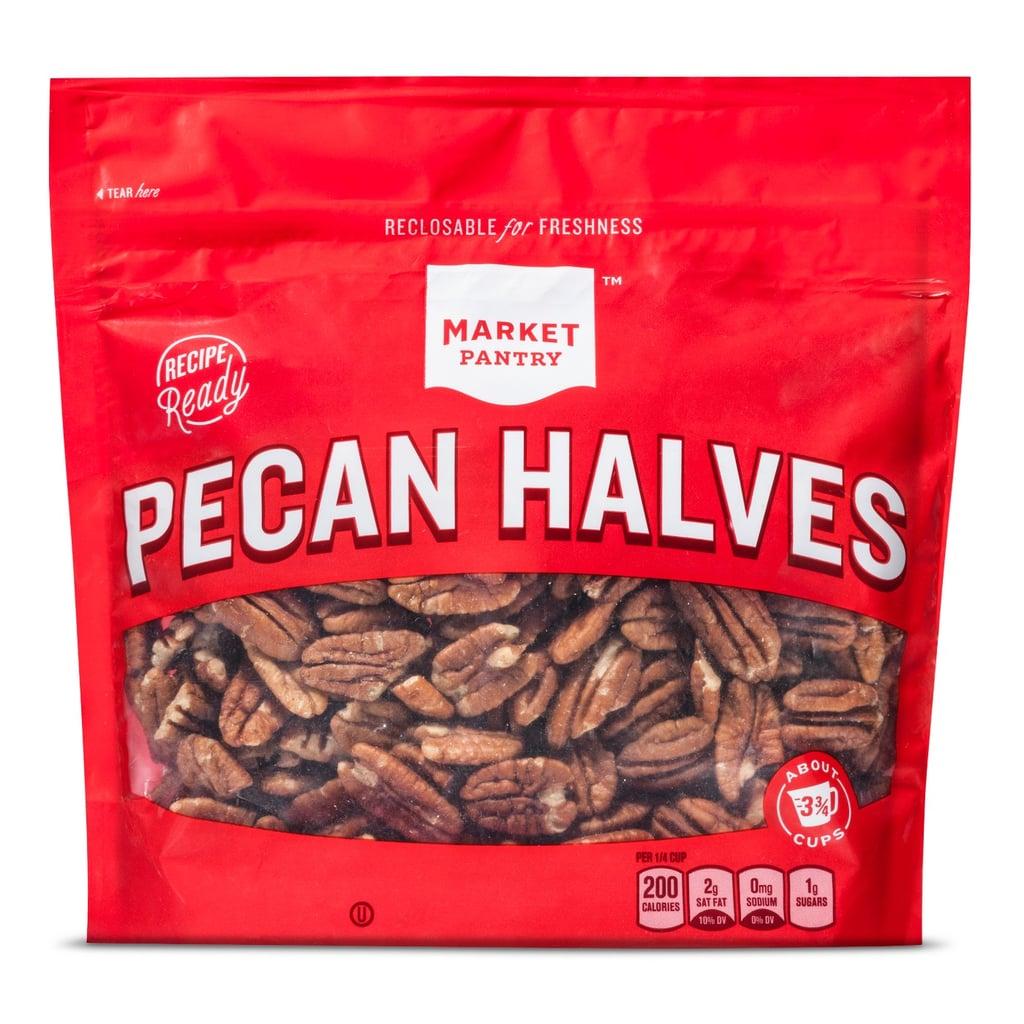 Market Pantry Pecan Halves
