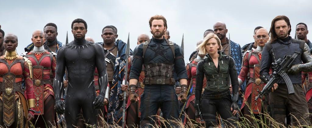 Joe Russo Avengers: Infinity War Director Interview