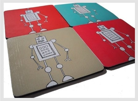 Robot Mouse Pads: Love or Leave?