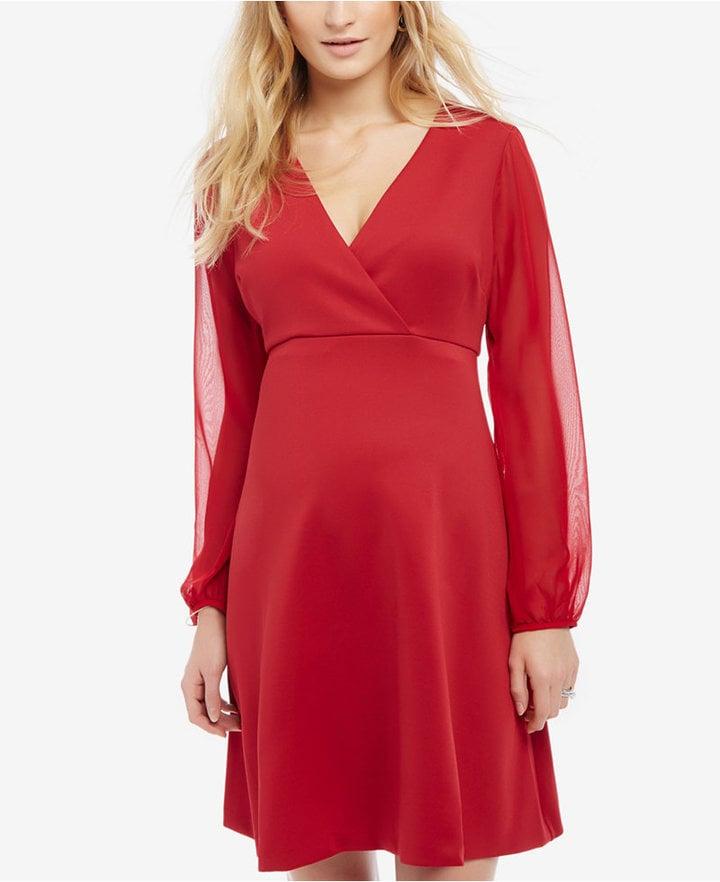 Best Maternity Dresses For Wedding Guests | POPSUGAR Moms