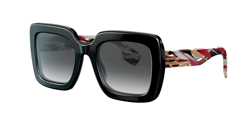 Burberry - Square Shaped Sunglasses