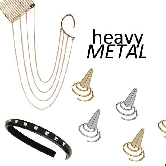 Hardware For Your Hair: Our Top 5 Metal Hair Accessory Picks