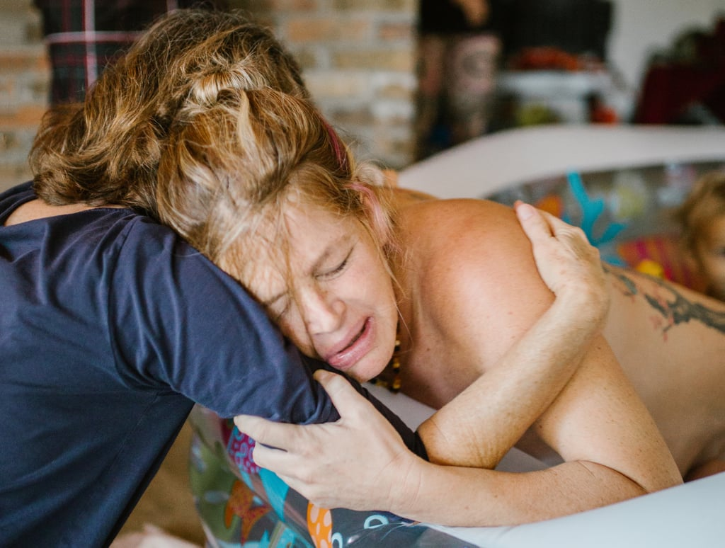 The Unexpected Way 1 Toddler Helped His Mom Give Birth
