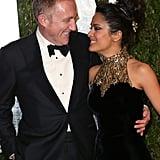 At the Vanity Fair Oscar Party on Feb. 24, 2013.