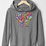 Gap Kids x Junk Food's Keith Haring and Basquiat Collection