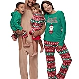 "Jammies For Your Families  ""Santa Fairisle Pajamas"""
