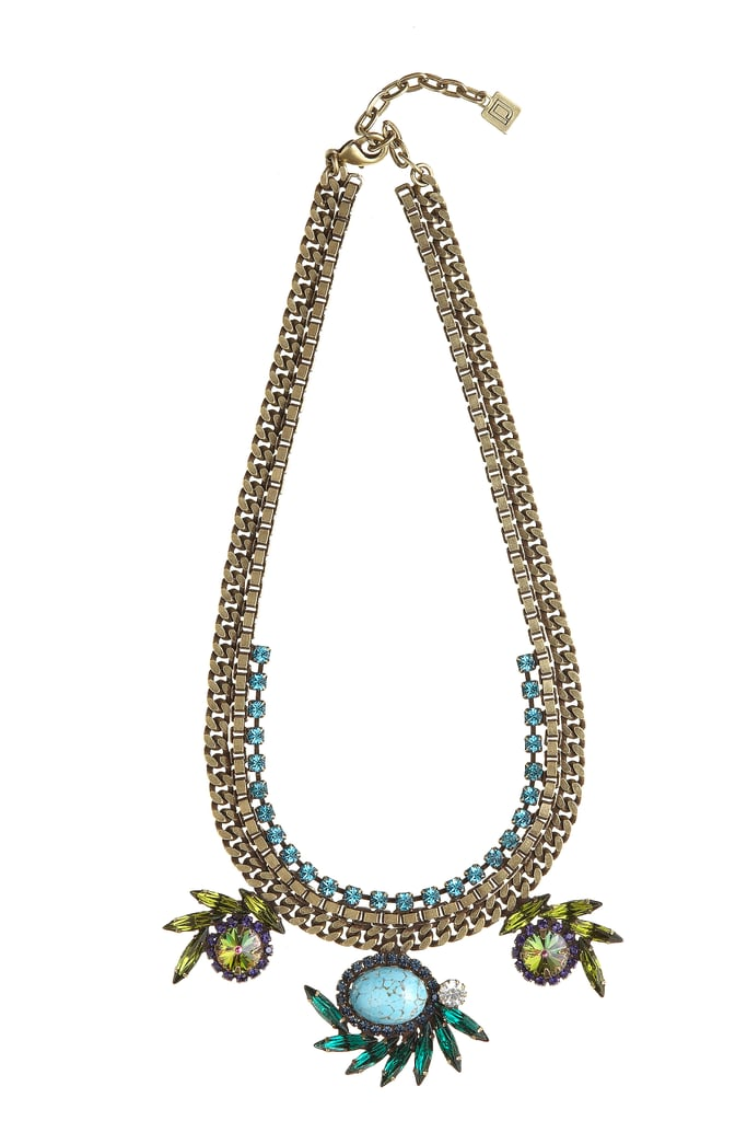 Calypso Loves Dannijo Andabella Necklace ($485)
