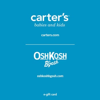 Carter's and OshKosh B'Gosh