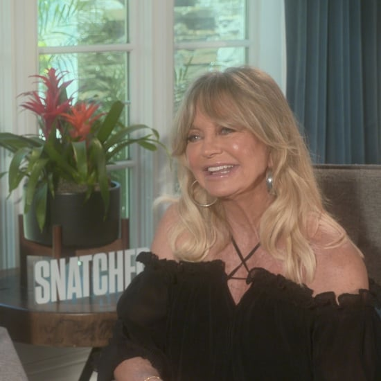 Goldie Hawn and Amy Schumer Snatched Interview