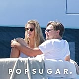 Leonardo DiCaprio and Tobey Maguire Go Shirtless For a Yacht Day in Ibiza