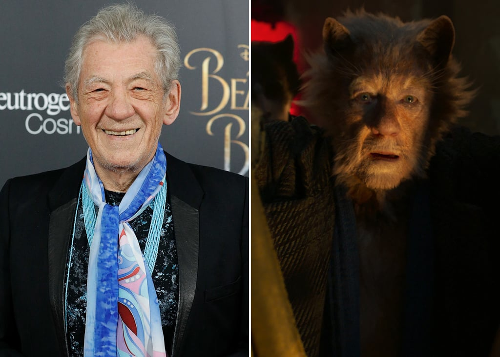 Ian McKellen as Gus the Theatre Cat