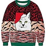 Cutiefox Crew Neck Christmas Sweater