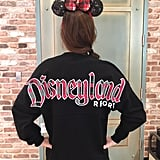 Holiday Plaid Disneyland Spirit Jersey