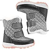 Carter's Polka Dot Snow Boots