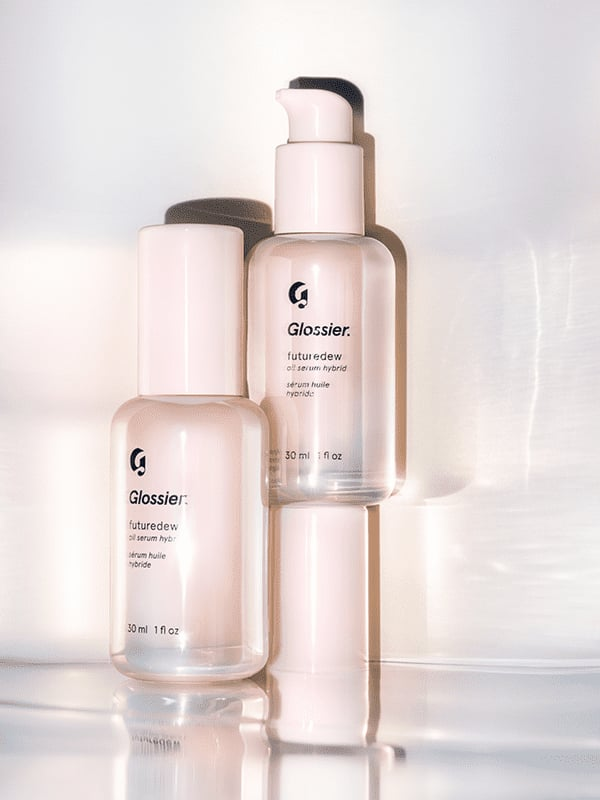 Best Serum For Dry Skin: Glossier Futuredew Oil-Serum Hybrid