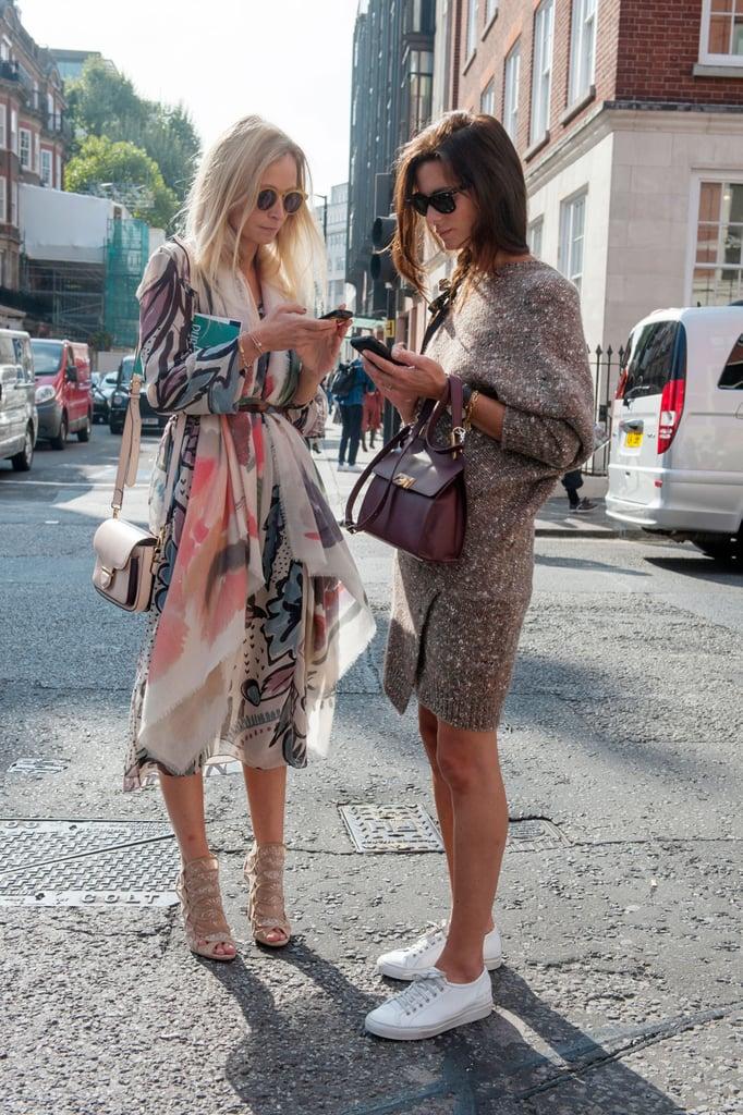LFW Street Style Day 4