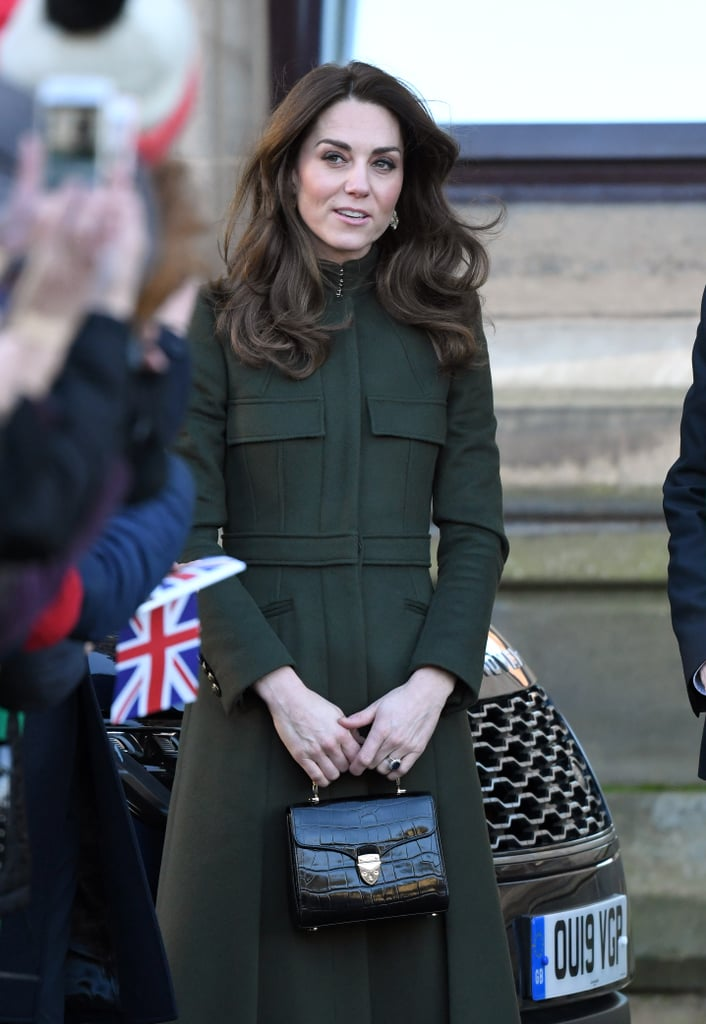 Catherine, Duchess of Cambridge at City Hall in Bradford