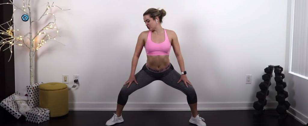 25-Minute Booty and Dance HIIT Workout From Emkfit