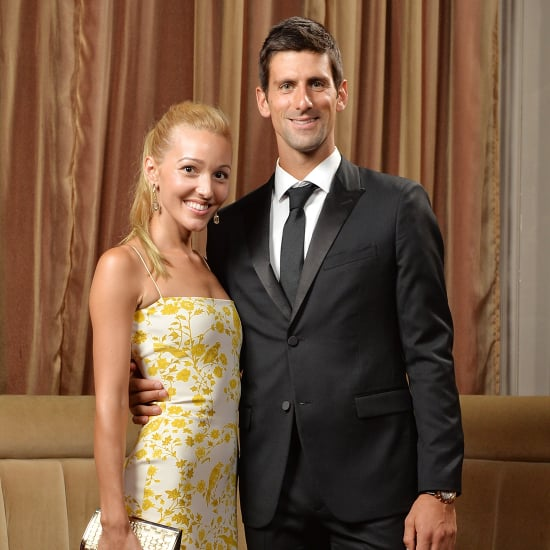 Jelena Djokovic Tweets During Australian Open 2015 Final