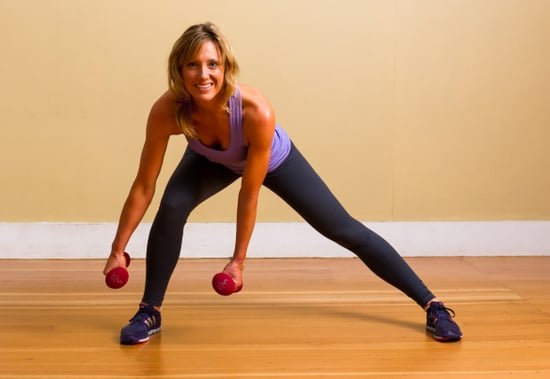 How To Do A Side Lunge Popsugar Fitness