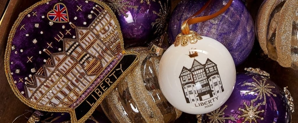 Best Liberty London Christmas Baubles and Decorations   2020