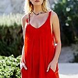FP Beach Clovers Mini Dress