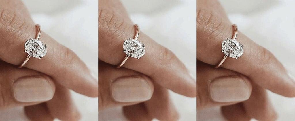 Most Popular Engagement Rings Pinterest 2018