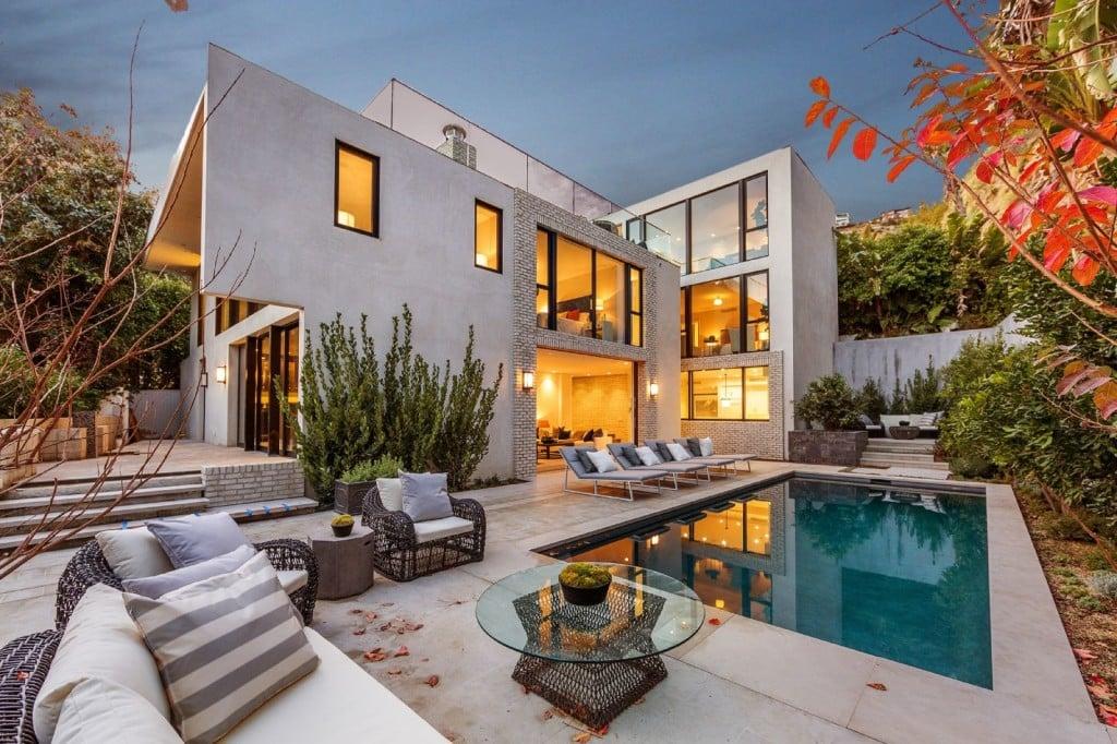 Emily Blunt and John Krasinski List Hollywood Hills Home ...