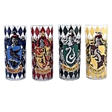 Silver Buffalo Hogwarts Tumbler Set