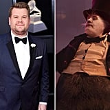 James Corden as Bustopher Jones