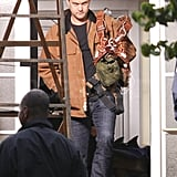 Joshua Jackson shot Fringe on location in Vancouver.