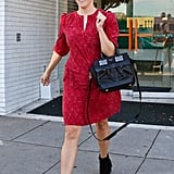 Reese Witherspoon left an appointment in LA.