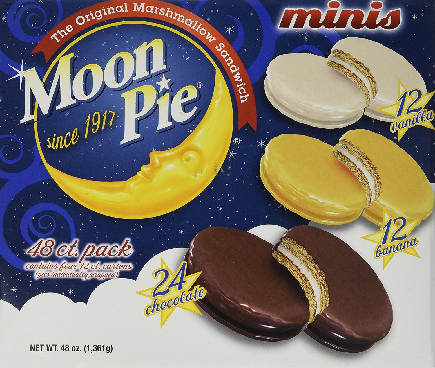 Moon Pies | 19 Snacks You Ate as a Kid That You Can STILL ...