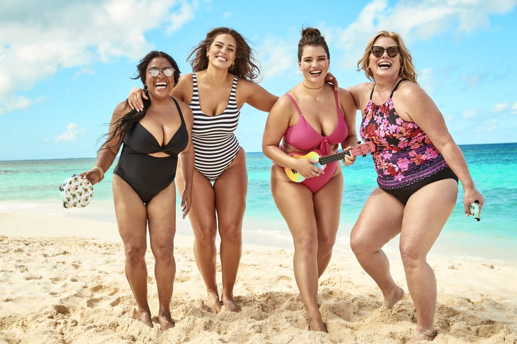 See the Swimsuits For All x KingSize Swimwear Campaign