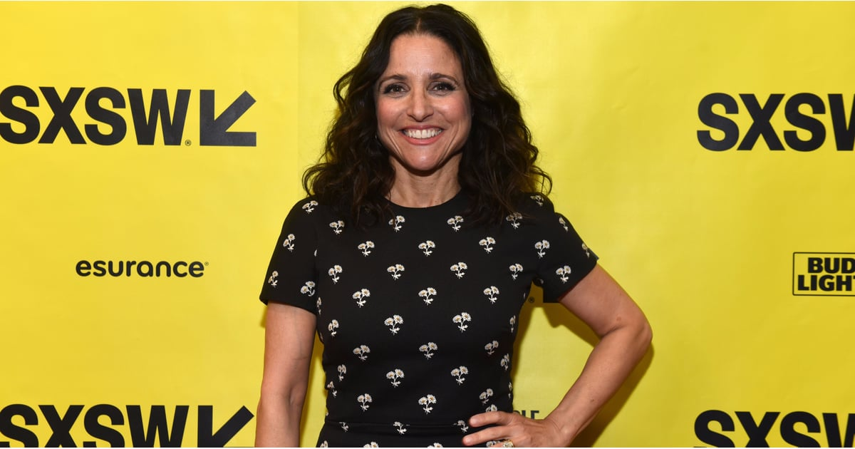 Julia Louis-Dreyfus Reveals She's Been Diagnosed With Breast