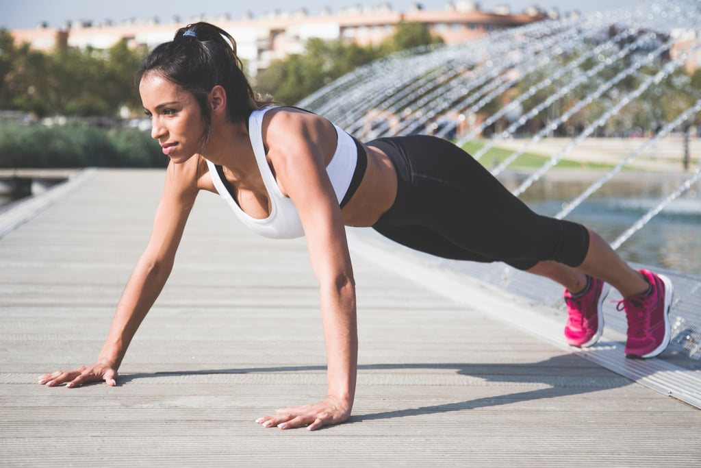 This 10-Minute Resistance-Training Workout Counts as Cardio