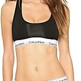 Calvin Klein Underwear Modern Cotton Bralette ($28) and Underwear ($20)