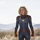 Captain Marvel, aka Carol Danvers